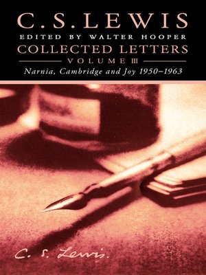cover image of Collected Letters, Volume III