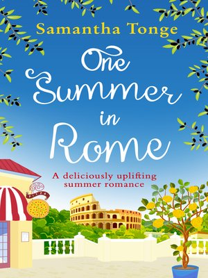 cover image of One Summer in Rome