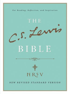 cover image of C. S. Lewis Bible