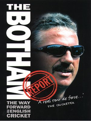 cover image of The Botham Report