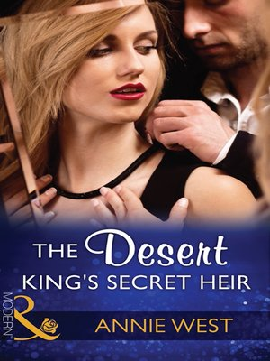cover image of The Desert King's Secret Heir