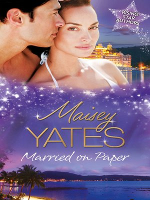 cover image of Married On Paper