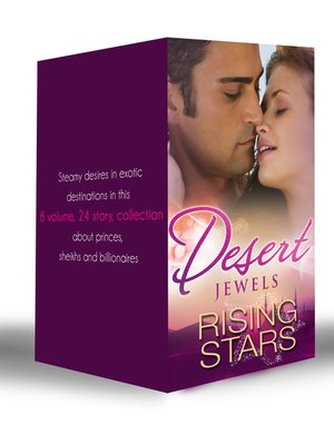 cover image of Desert Jewels & Rising Stars