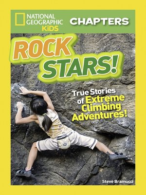 cover image of National Geographic Kids Chapters: Rock Stars!