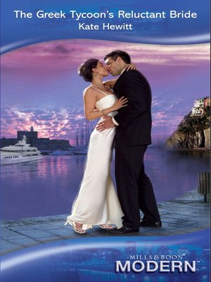 cover image of The Greek Tycoon's Reluctant Bride
