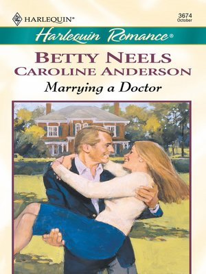 cover image of Marrying a Doctor