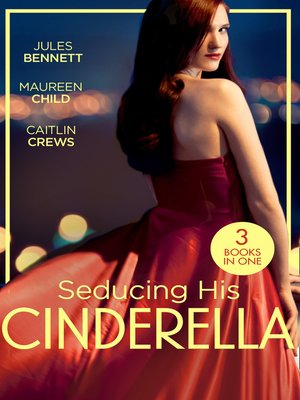cover image of Seducing His Cinderella