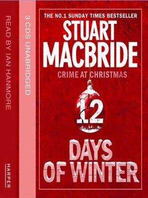 cover image of Twelve Days of Winter