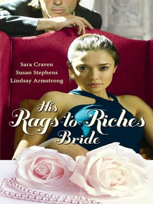 cover image of His Rags-to-Riches Bride