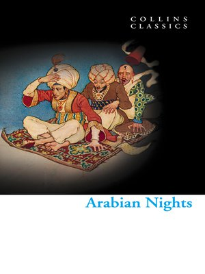 cover image of Arabian Nights