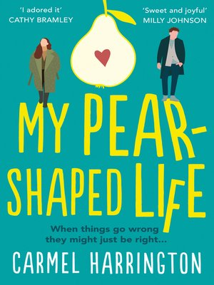 cover image of My Pear-Shaped Life