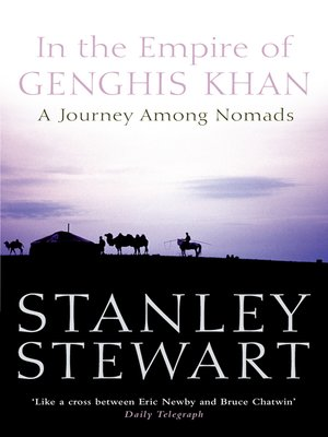 cover image of In the Empire of Genghis Khan