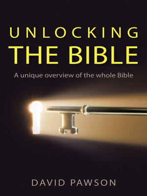 cover image of Unlocking the Bible