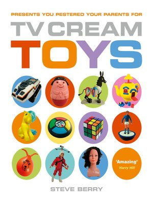 cover image of TV Cream Toys