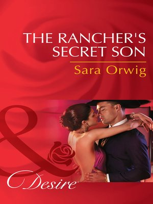 cover image of The Rancher's Secret Son