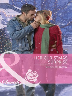 cover image of Her Christmas Surprise