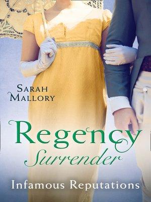 cover image of Regency Surrender