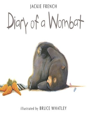 cover image of Diary of a Wombat