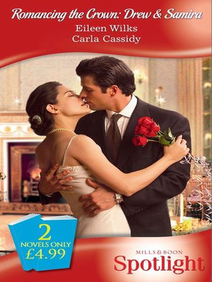 cover image of Romancing the Crown: Drew & Samira