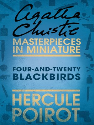 cover image of Four-and-Twenty Blackbirds