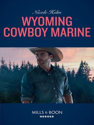 cover image of Wyoming Cowboy Marine