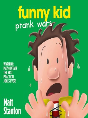 cover image of Funny Kid Prank Wars