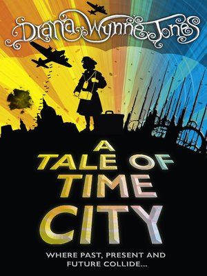 cover image of A Tale of Time City