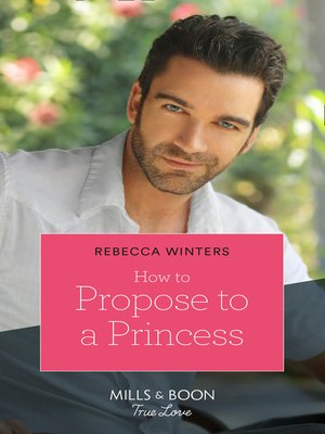 cover image of How to Propose to a Princess