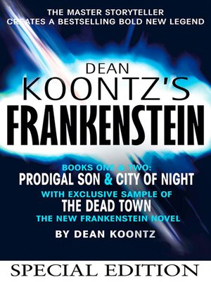 cover image of Prodigal Son & City of Night