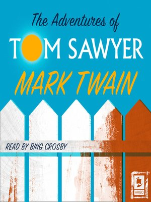 cover image of The Adventures of Tom Sawyer (Argo Classics)
