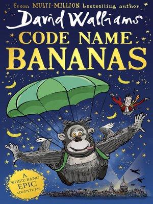 cover image of Code Name Bananas