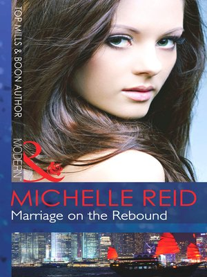cover image of Marriage on the Rebound