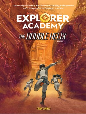 cover image of The Double Helix