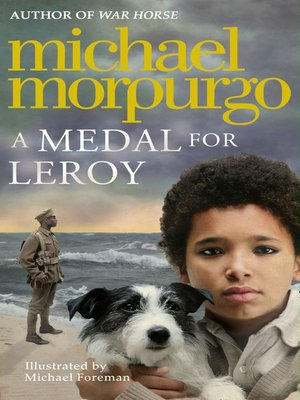 cover image of A Medal for Leroy