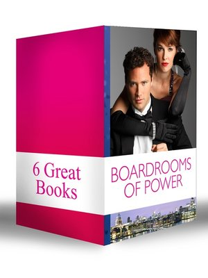 cover image of Boardrooms of Power