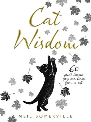 cover image of Cat Wisdom