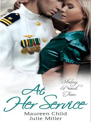 cover image of At Her Service