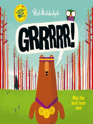 cover image of Grrrrr!