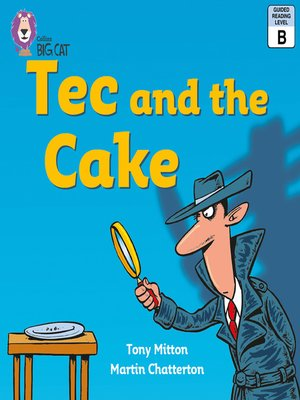 cover image of Collins Big Cat – Tec and the Cake