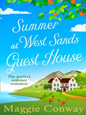 cover image of Summer at West Sands Guest House