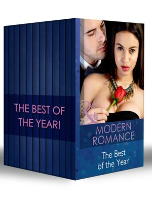 cover image of Modern Romance--The Best of the Year