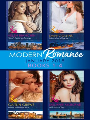 cover image of Modern Romance Collection