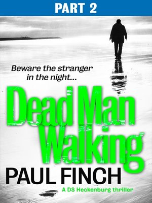 cover image of Dead Man Walking (Part 2 of 3)