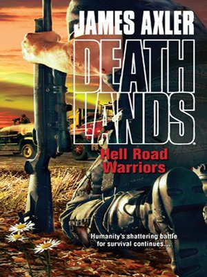 cover image of Hell Road Warriors