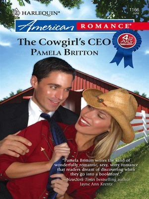 cover image of The Cowgirl's CEO
