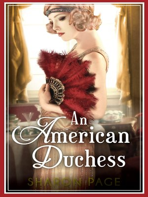 cover image of An American Duchess