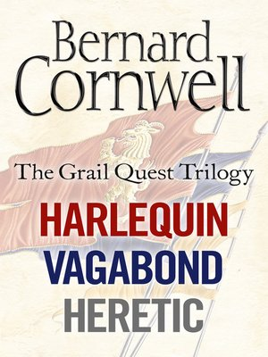 cover image of The Grail Quest, Books 1-3