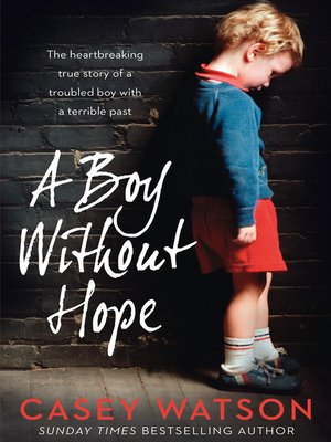 cover image of A Boy Without Hope
