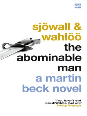 cover image of The Abominable Man