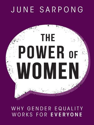 cover image of The Power of Women